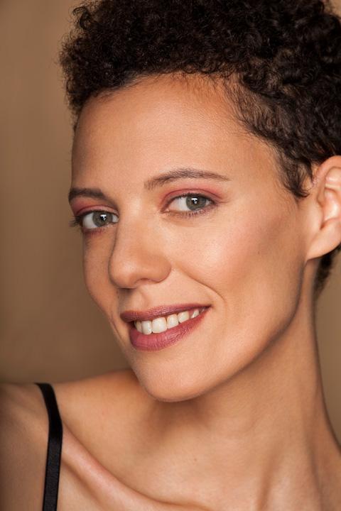 Photo Cesar Ochoa- makeup Ewa Bilinska
