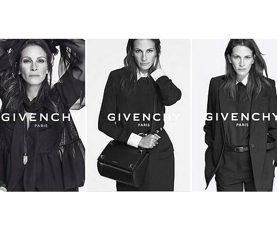 Jullia Roberts for Givenchy
